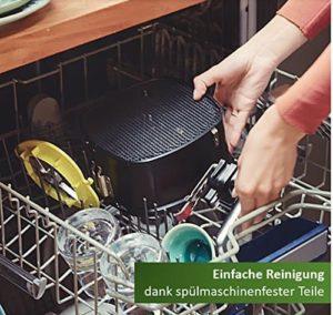 Philips Airfryer reinigen in der Spülmaschine